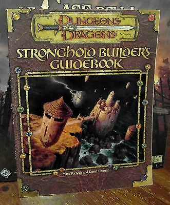 D&D 3.0  Supplemento Stronghold Builder's Handbook