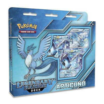 Pokemon TCG: Legendary Battle Decks :: Articuno :: Brand New And Sealed Box!
