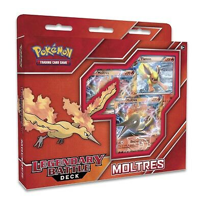 Pokemon TCG: Legendary Battle Decks :: Moltres :: Brand New And Sealed Box!