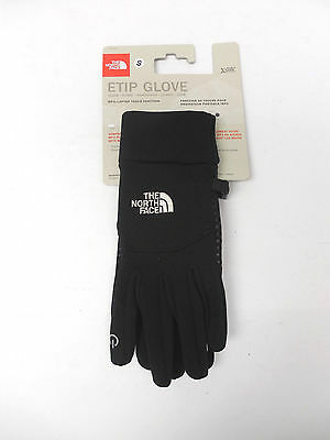The North Face E-tip Glove Black AJWV Unisex New & Authentic