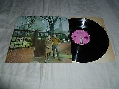 FAIRPORT CONVENTION-unhalfbricking '69 UK PINK i LP. FOLK ROCK GEM