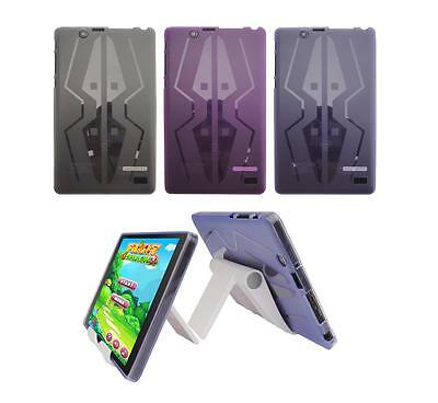 View Stand Holder + TPU Gel Skin Case Cover for Nextbook Ares 8 NXA8QC116 Tablet