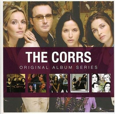 The Corrs - Original Album Series [New CD] Holland - Import