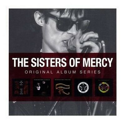 The Sisters of Mercy - Original Album Series [New CD] Holland - Import