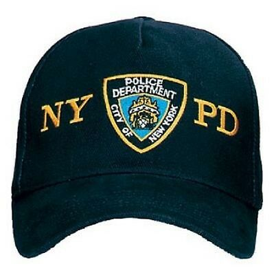NEW YORK POLICE DEPARTMENT NYPD Polizei Mütze SHIELD CAP