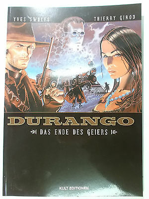 DURANGO  # 16   ( Kult Edition , Softcover ) Z 2