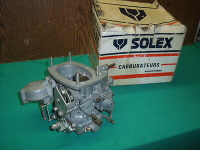 Simca 1500  Carburateur Solex 35 Dids Neuf - Nos