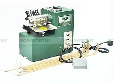 ECO Leather Cutting Machine Slitting Machine Leather Slitter Shoe Bags Cutter