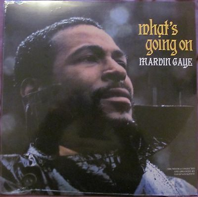 MARVIN GAYE What's Going On 11 Track LP NEW