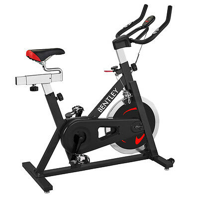 Bentley - Cyclette professionale per spinning e allenamento cardio-fitness