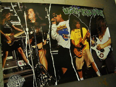 UGLY KID JOE Large Sensational 1993 PROMO POSTER in super mint condition