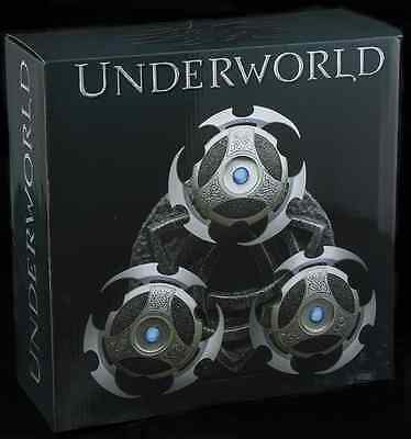 Underworld Selene's Throwing Stars LE Number 230 of 750 Hollywood Collectibles