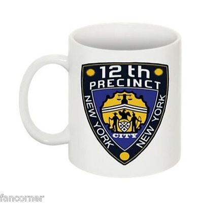 NYPD tasse police de New York comme vu dans Castle NYPD mug as seen in Castle