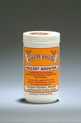 Rooster Booster Poultry Booster Vitamin Mineral Supplement New Quick Sell Price