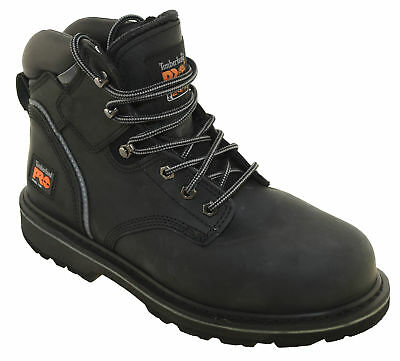 Timberland Pro Men's Pit Boss Steel Toe Work Boots 33032 Black