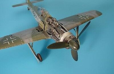 AIRES 2019 Detail Engine Set for Hasegawa® Kit Fw190D in 1:32