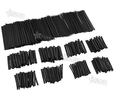 254 x Heat Shrink Tubing Shrinkable Tube Assortment Kit Sleeve Wrap Wire