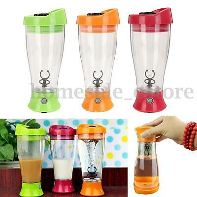 Automatic Mixer Mixing Blender Bottle Cup Shaker Protein Milk Coffee Egg Drink