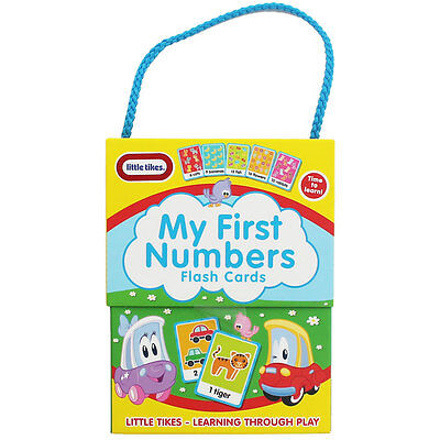 My First Numbers Flash Cards, Children's Books, Brand New