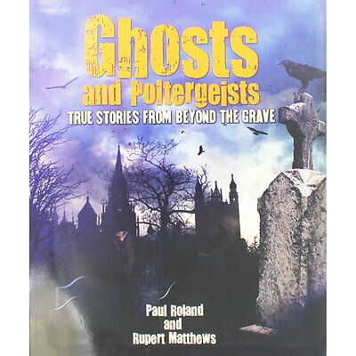 Ghosts And Poltergeists (Paperback), Non Fiction Books, Brand New