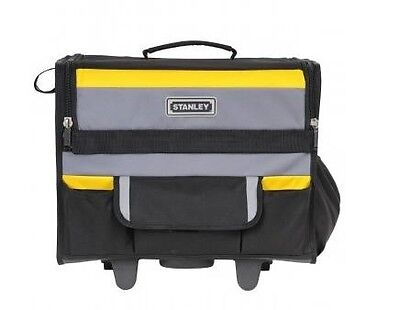 Stanley 18 inch Wheeled Drill & Tool Storage Case - Unboxed
