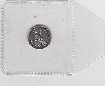 1836 William Iiii Four Pence In Extremely Fine Condition