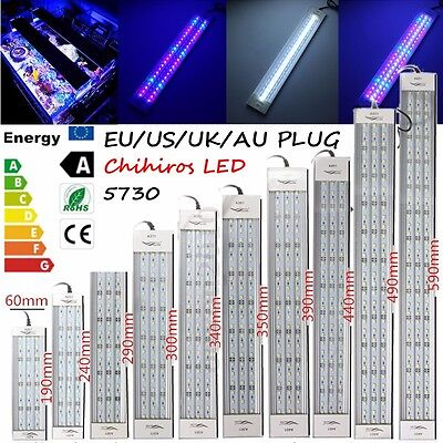 Chihiros A-Series Acuarios Peces 12-39W 5370 LED 20-60cm Single/5 Colors Light