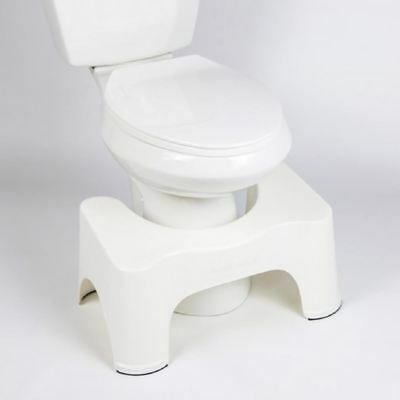 Squat Potty Toilet Step Stool Bathroom Squat Aid For Constipation Piles Relief