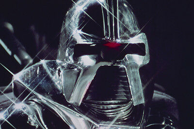 Battlestar Galactica close up of Cylon 24x36 Poster