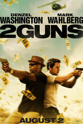 2 Guns (2015, Blu-ray New)