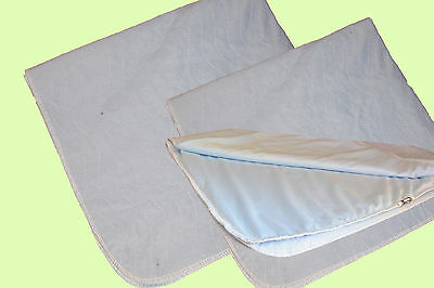 10 Puppy Pad Liner Mat Washable House Dog Pee Bed Wee Litter Bed Indoor Potty