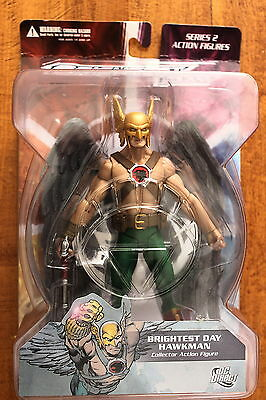 Dc Direct - Brightest Day: Hawkman Collector Action Figure  Series 2  - Dc Comic