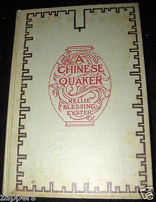 1902 A Chinese Quaker Chinese boy in Early California  Nellie  Blessing-Eyster,