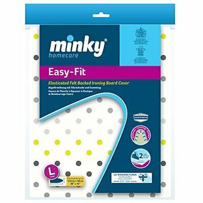 Minky Easy Fit Ironing Board Cover (122 x 38)