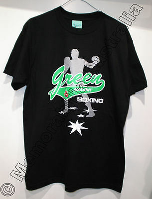 Danny Green Official Tshirt   Size 2XL FREE SHIPPING NEW PRICE+DG CAN HOLDER