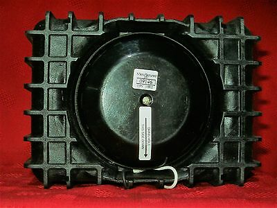 New Federal Signal Siren Speaker AS124 Series A High Output 100W 12V  PN 75050