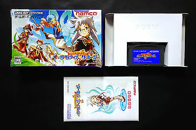 TALES OF THE WORLD SUMMONERS LINEAGE Game Boy Advance GBA JAPAN Good.Condition !