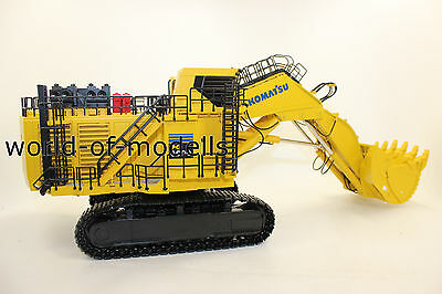 BYMO 25026 Komatsu PC 8000 NEW Diesel VERSION 1:50 NEU in OVP