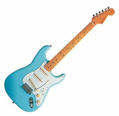 FENDER CLASSIC 50s STRATOCASTER MN DB E-GITARRE ELECTRIC GUITAR DELUXE GIGBAG