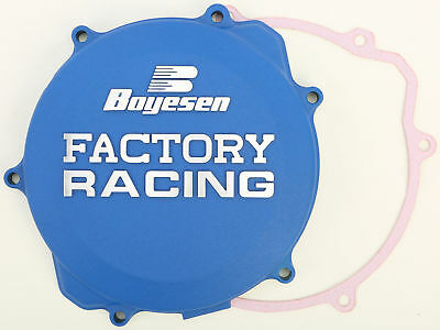 Boyesen Clutch Right Side Case Cover Yamaha YZ250 YZ 250 99-16 YZ250X X CC-32AL