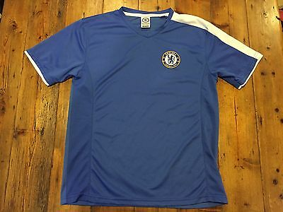 CHELSEA Boy's Official Football Club Jersey- Size XL