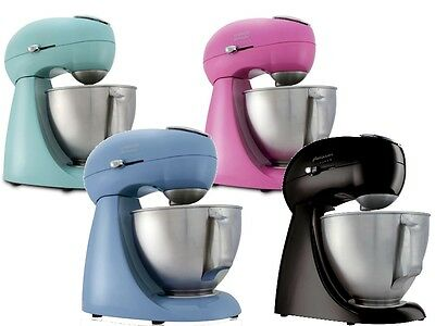 Kenwood Patissier Table Top Stand Mixer 4L Bowl Capacity 6 Speed Various Colours