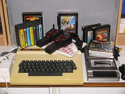 Dragon 32 Personal Computer with Boots Cassette Recorder/Joysticks/Games/AV Lead
