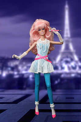 SDCC 2015 Hasbro Jem And The Holograms IT Exclusive Doll [Twilight in Paris] NEW
