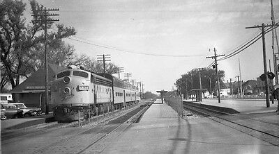 orig neg - C&NW # 4083A Arlington Heights IL