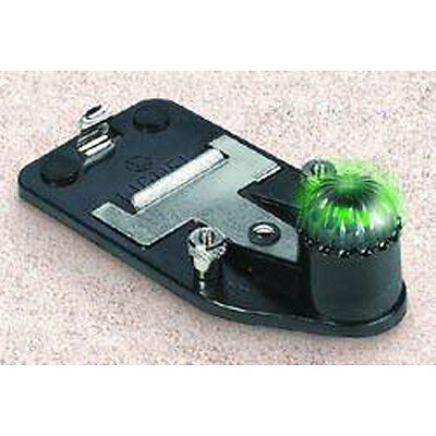 Lionel 6-14112 O Scale Lighted Lock-On, Green Light Tells You Track Has Power