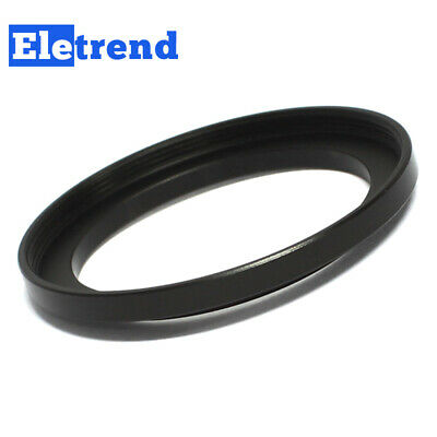 42mm to 49mm 42-49mm Male-Famale Step-Up Lens Filter Hood Cover Ring Adapter