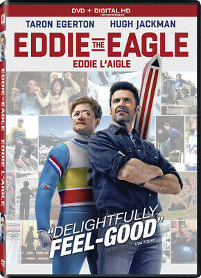 Eddie The Eagle (2016, DVD New)
