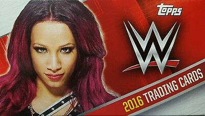 Wwe 2016 Trading Card Base Set Of 100