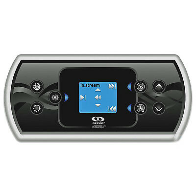 IN K500 Topside Control Gecko Hot Tub Spa Touch Panel Pad